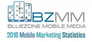 Mobile Marketing Statistics – BLUEZONE MEDIA