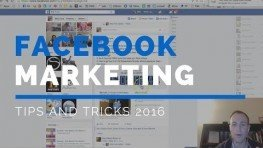 Facebook Marketing Tips 2016