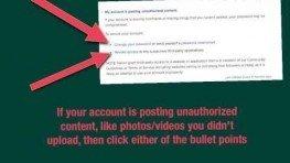 Instagram Account Hacked: Instagram Hacked