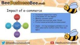 BUSS4 Technological Change: E-commerce Business