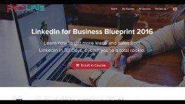 LinkedIn Profile 2016 – A well-crafted LinkedIn profile.