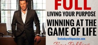 Robbins Purpose Winning – Living Your Purpose