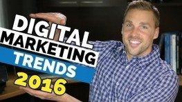 Digital Marketing Trends – 5 Marketing Trends