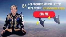 Video Marketing Infographic Superpower