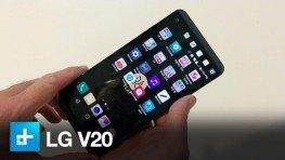 LG V20 – Hands On – IFA 2016