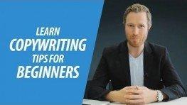 Copywriting Beginner's Tips – Learn Copywriting Save Thousands of Dollars