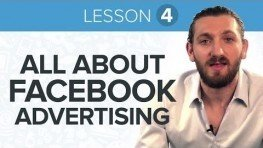 Use Facebook Ads – Lesson 4: Introduction to Using Facebook Ads to Promote Content