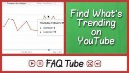 Social Network Trends – Find YouTube Trends with Google Trends Search