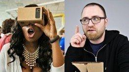 Google Cardboard Kit – How it works!