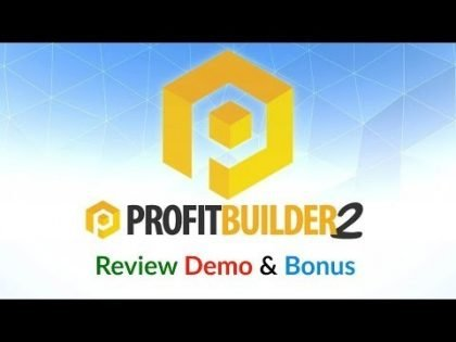 Start Making Money Online Ideas – ProfitBuilder 2.0 Review, http://myonlinebiz4u2.com