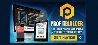 Build Awesome Landing Pages – WP Profit Builder Plugin (WordPress)