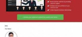 PLR Make's Money Online -Webinar Marketing Business in a Box Monster PLR
