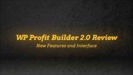 Make Money Online Using WP Profit Builder 2.0