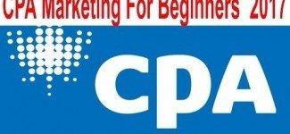 Beginning CPA Marketing | The Best Way In 2017 (100% Success )