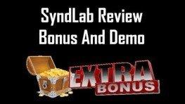 SyndLab Review   SyndLab Bonus Plus Demo