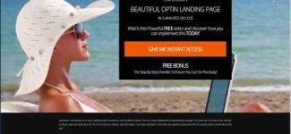 ProfitBuilder – Create An Amazing Optin Landing Page In 5 Minutes.